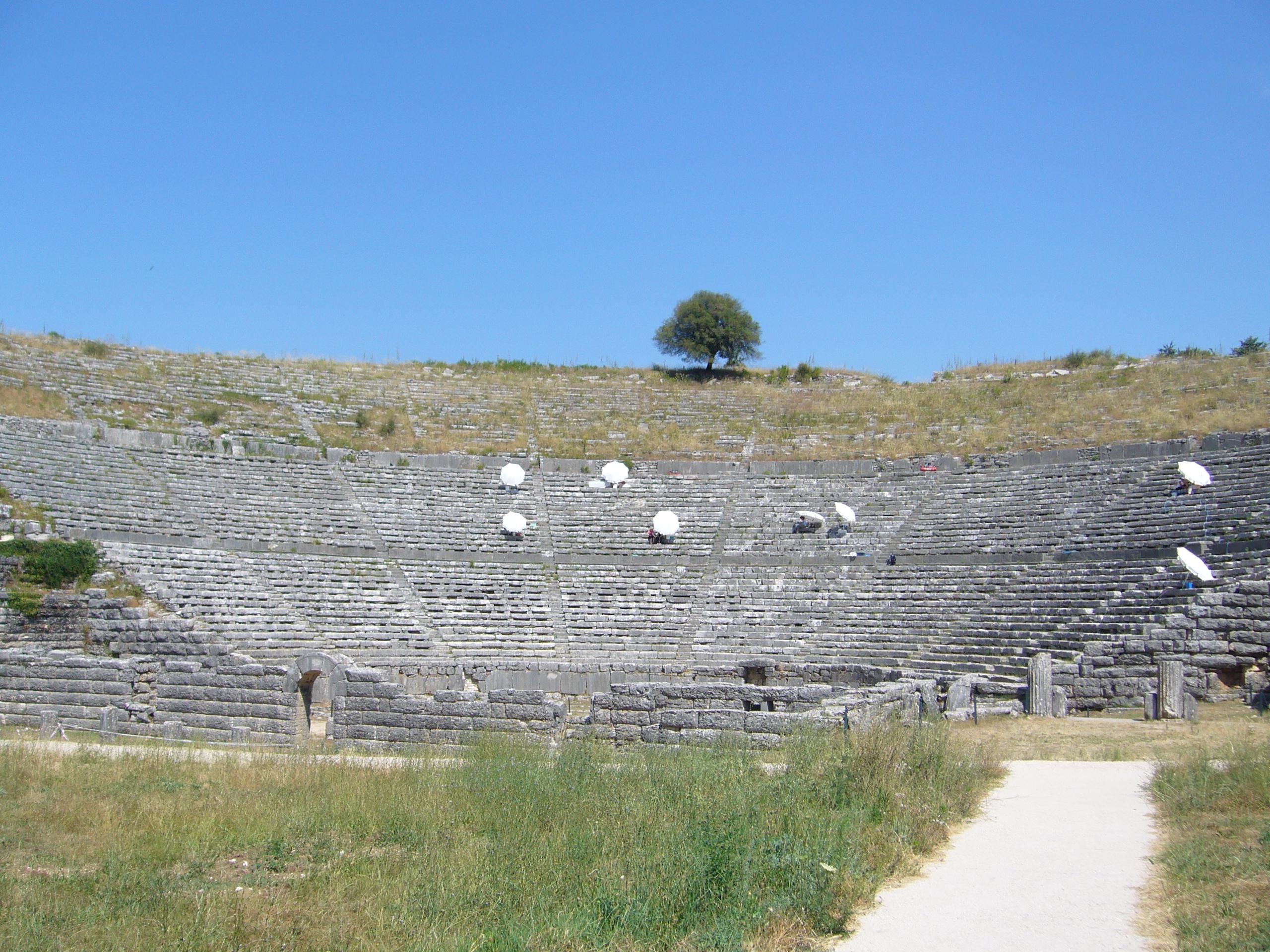 Théâtre de Dodone